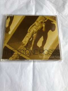 The Stone Roses Cd Single - Ten Storey Love Song