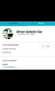 Profil Aktif Driver Anterin