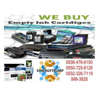 Highest buying offer Buyer Of Empty Ink Cartridges and Toner Brand new Expired