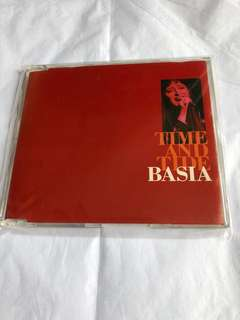 Basia Cd Single - Time And Tide