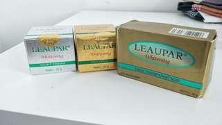 Leaupar Whitening Set Original