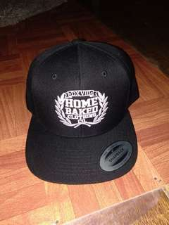 Home Baked Clothing Snapback Hat