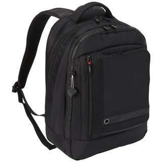 """Hedgren Zeppelin Helium 13"""" Laptop Backpack, Black"""