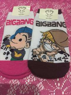 Kpop Socks (Bigbang Version)