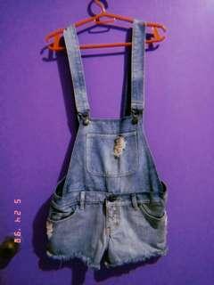 Original next jeans Jumper shorts