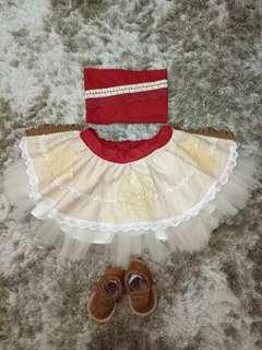 MOANA inspired Costume 🌺