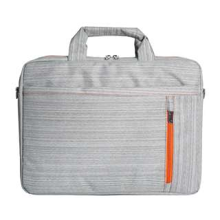 BN light grey Laptop Bag