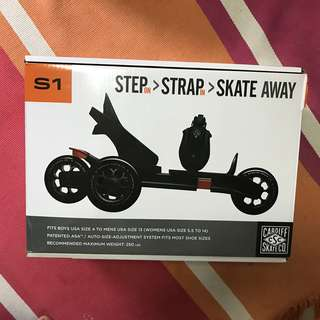Cardiff S1 Skates from USA