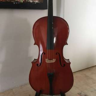 3/4 Eurostring Cello