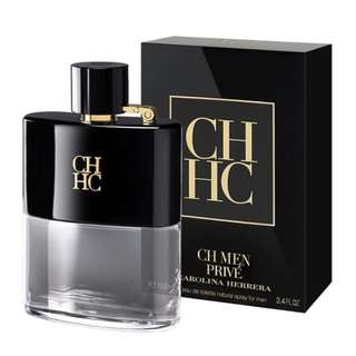 CAROLINA HERRERA CH MEN PRIVE EDT FOR MEN
