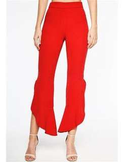 CULLOTE PANTS (red)