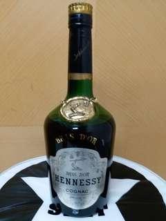 Hennessy Bars Dor Cognac