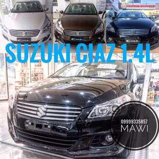 SUZUKI CIAZ 1.4L