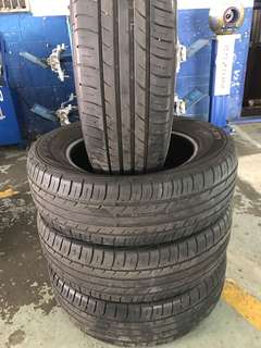Tayar Second225/65/17 Falken