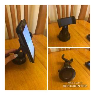 Mobile stand for car, home or office