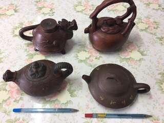 別緻茶壺(一口價)(每件計)