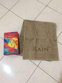 Handuk Rain terry palmer
