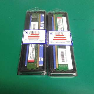 (Reduced Price)RAM DDR3 1333MHZ 4GB x 2 = 8GB