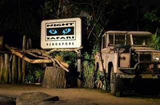 Night Safari Child E-Ticket