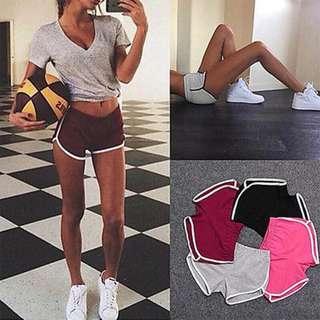 BNIP Women's Black Casual Shorts