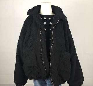 IAMGIA inspired teddy coat / pixie jacket