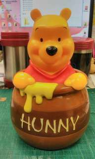 Winnie the pooh 小房燈 乾電
