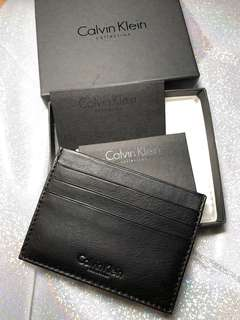 Calvin Kelvin Card holder
