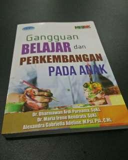 Buku perkembangan anak