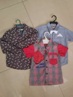 Polo bundle for 2-3 years