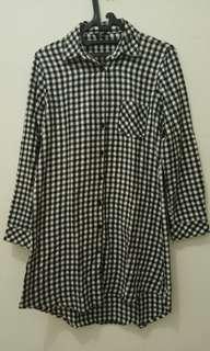 Dress Kemeja H&M