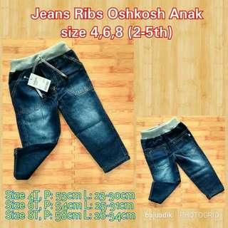 Jeans anak oshkosh