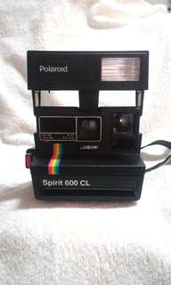 Vintage Polaroid Spirit 600CL Camera
