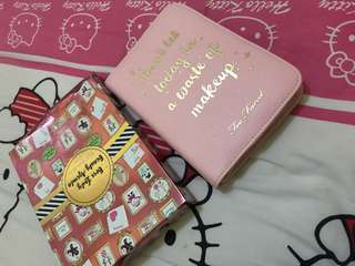 TOO FACED DIARY
