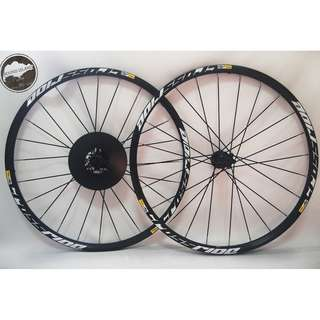 Mavic Wheelset Crossride