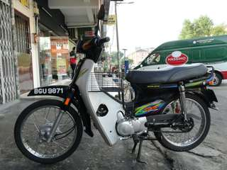 HONDA EX5 DREAM (electric starter) 2003