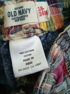 Old navy short