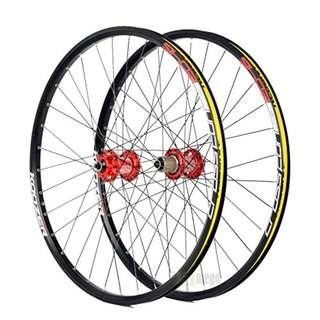 Loud Hubs Wheelset