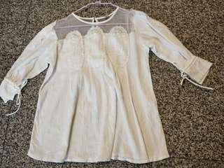 🚚 《🚫免運費》棉紗網布上衣
