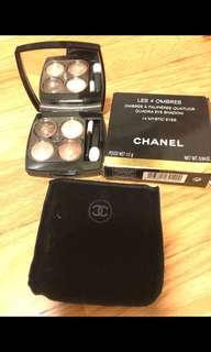 Brand New Chanel Quadra Eye Shadow