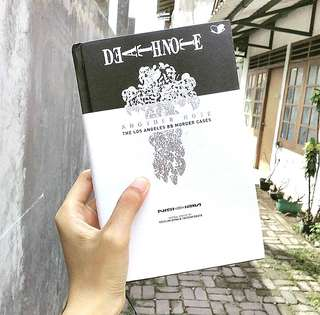 LF Death Note Another Note