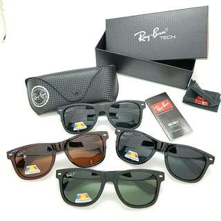 Kacamata rayban wayfarer zx300