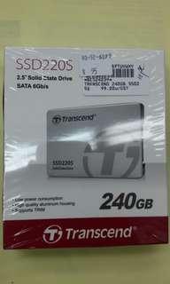"""Transcend 240gb 2.5""""SSD"""