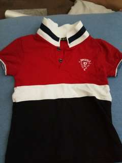 Grizzly polo shirt