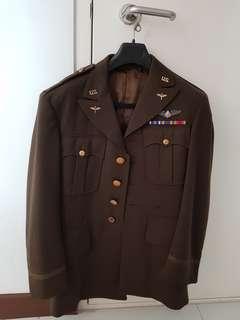 Original WWII military jacket