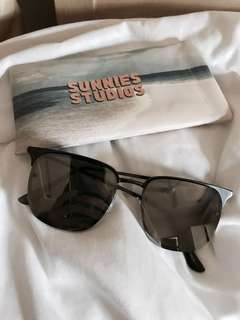 BRAND NEW!!!  Sunnies silver reflective shades