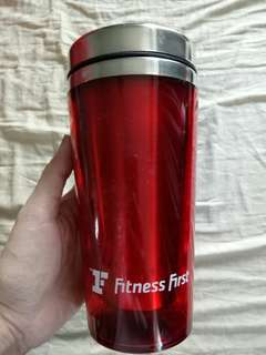Tumbler fitness first stainless