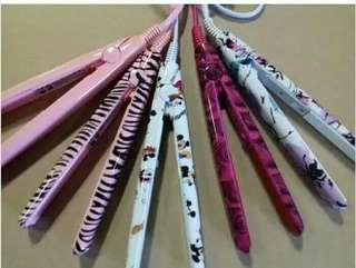 Catokan rambut amara mini motif ready mickey m/pink rose