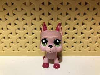 Littlest Pet Shop/LPS Great Dane