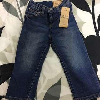 Ralph Lauren Sullivan Slim Stretch Jean