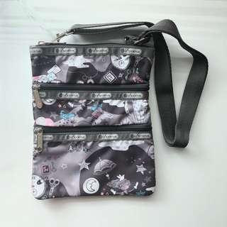 Authentic LeSportsac Crossbody Messenger Bag